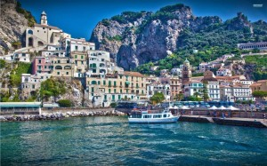 I can never get tired of this place. Amalfi Coast Roma Italia.