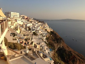 picture-square Santorini Greece